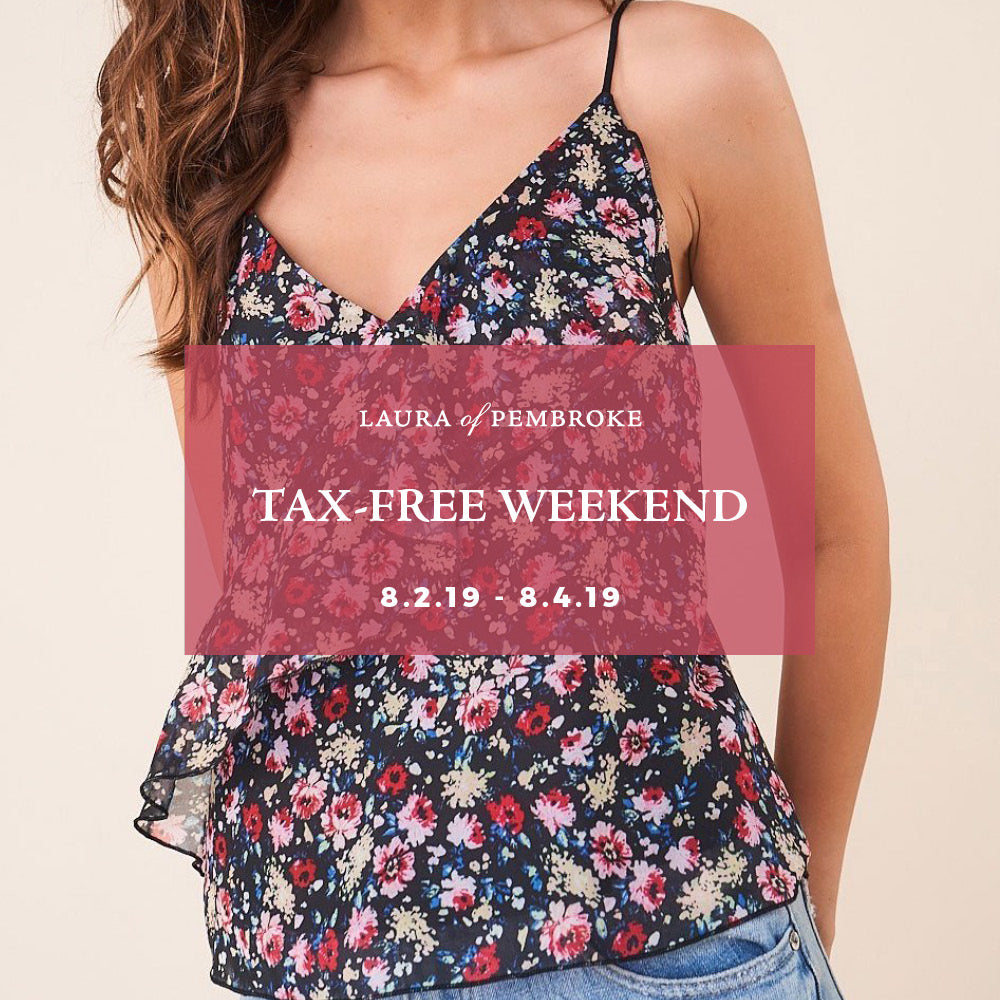 Tax Free Weekend Ohio