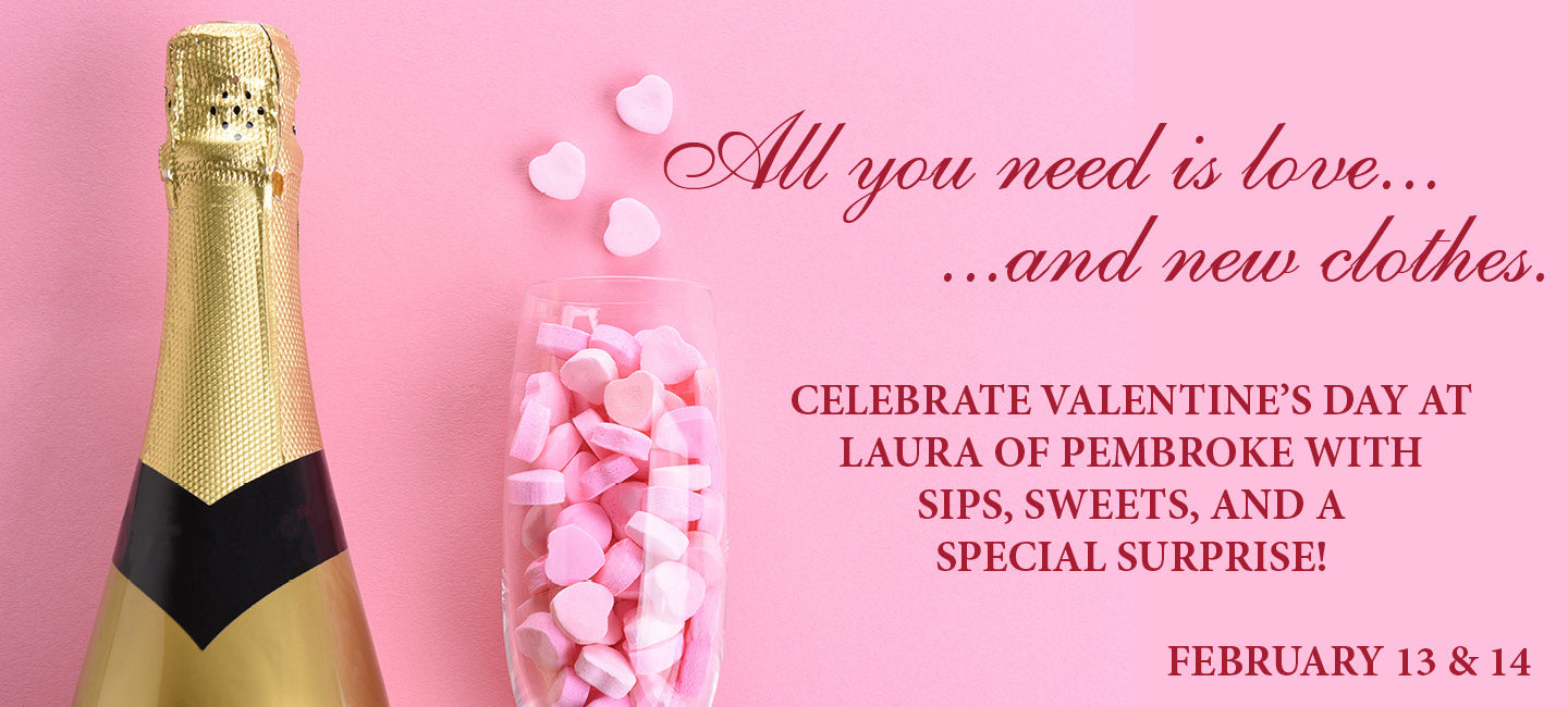 Valentine's Day Event | Laura of Pembroke