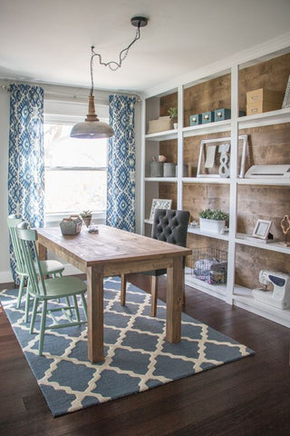 styling bookshelves with wallpaper or paint laura of pembroke