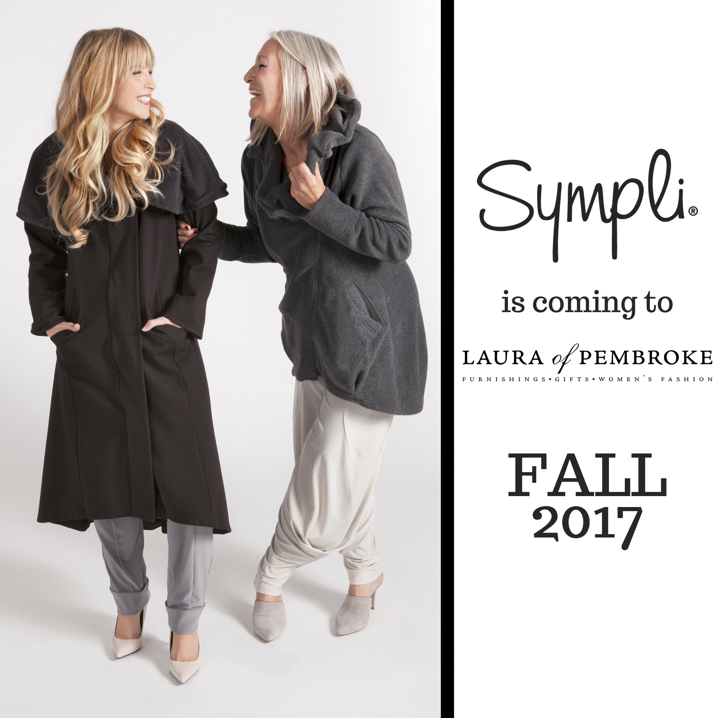 Sympli at Laura of Pembroke