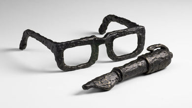 Spectacles and Pen Sculptures, Home Accessories, Laura of Pembroke