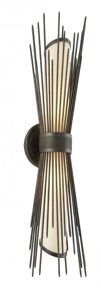 Spear 2 Light Wall Sconce, Lighting, Laura of Pembroke
