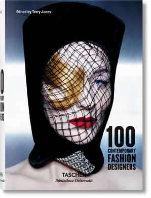 100 Contemporary Fashion Designers Book
