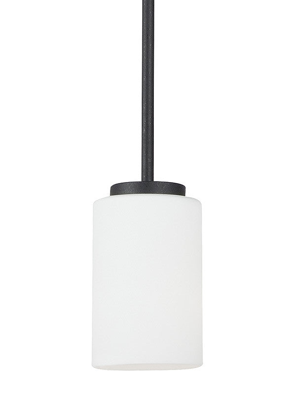 Sleek Blacksmith 1 Light Mini Pendant, Lighting, Laura of Pembroke