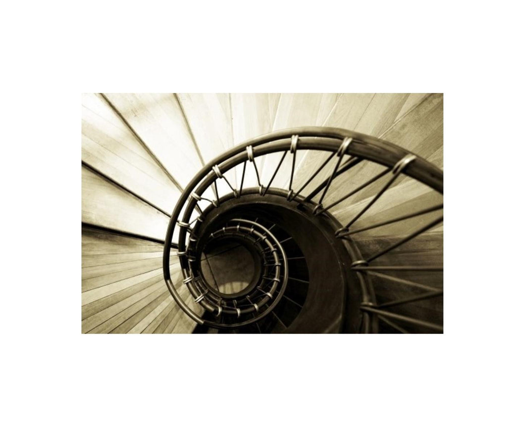 Into the Spiral Painting, Home Accessories, Laura of Pembroke