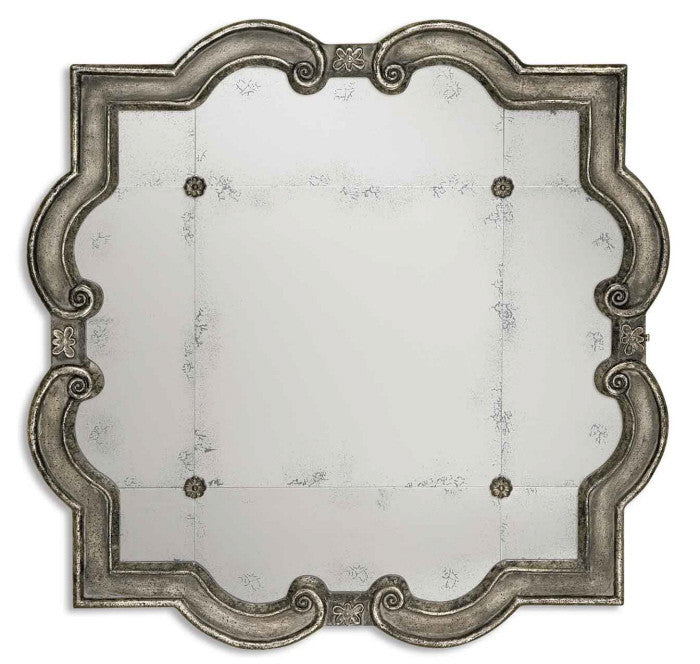 Small Rosette Mirror, Home Accessories, Laura of Pembroke