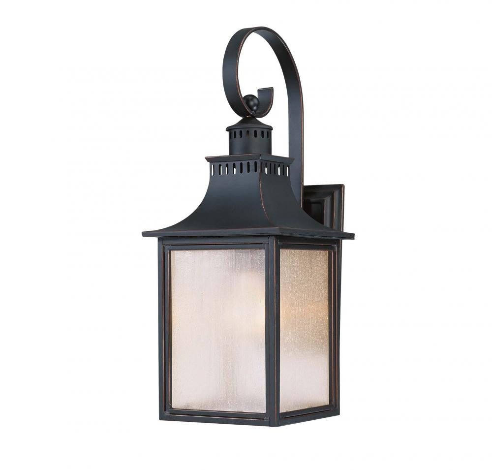 Slate Traditional Outdoor 1 Light Wall Sconce, Lighting, Laura of Pembroke