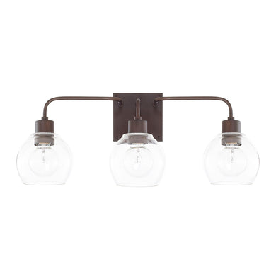 Tanner Bronze 3 Light Vanity Light