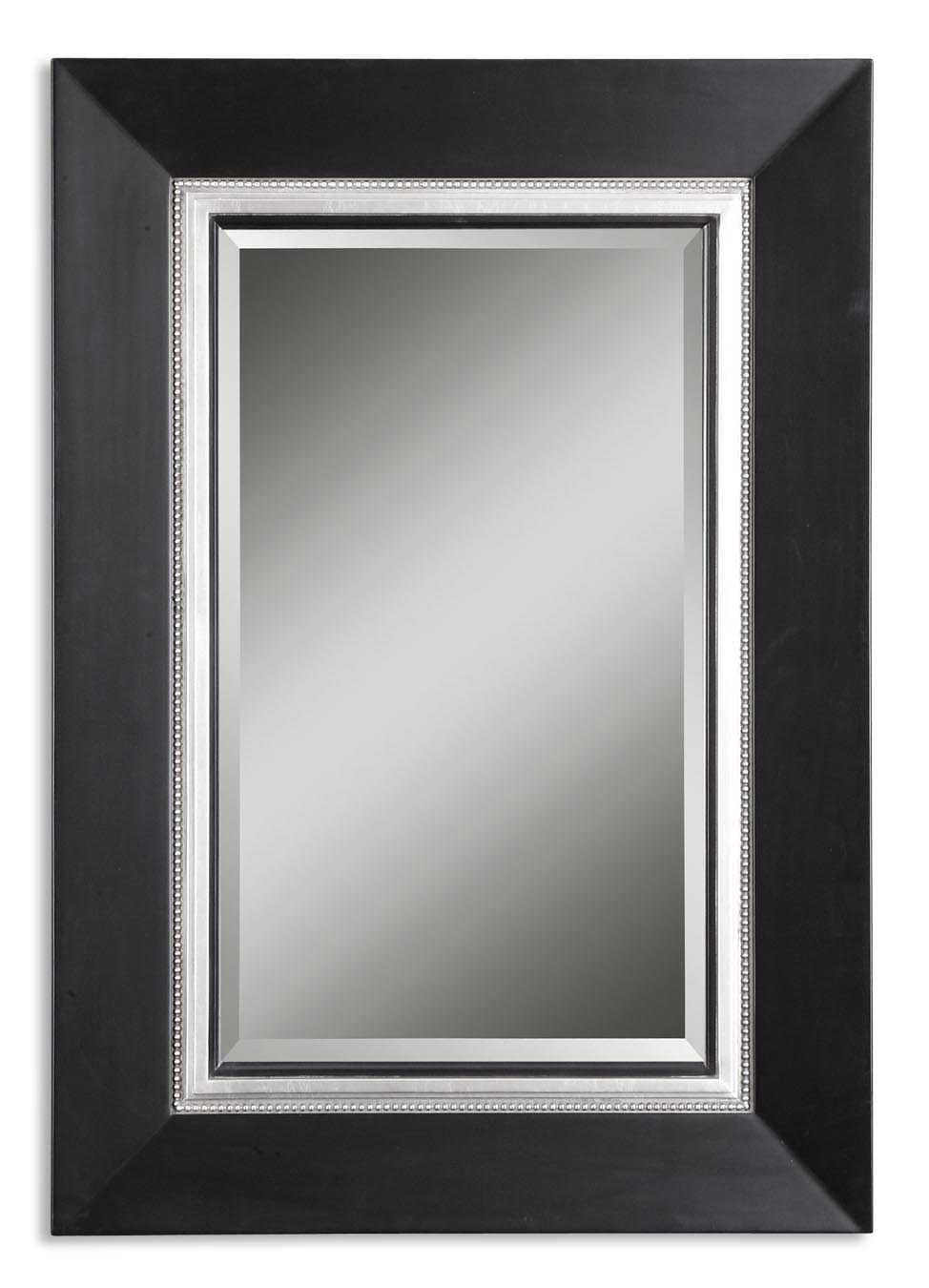 Whitmore Black Vanity Mirror, Mirrors, Laura of Pembroke