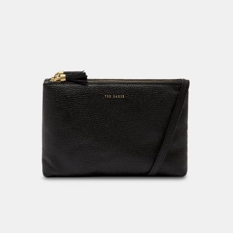 Maceyy Purse Tassel Leather Cross Body, Women's Accessories, Ted Baker London, Laura of Pembroke