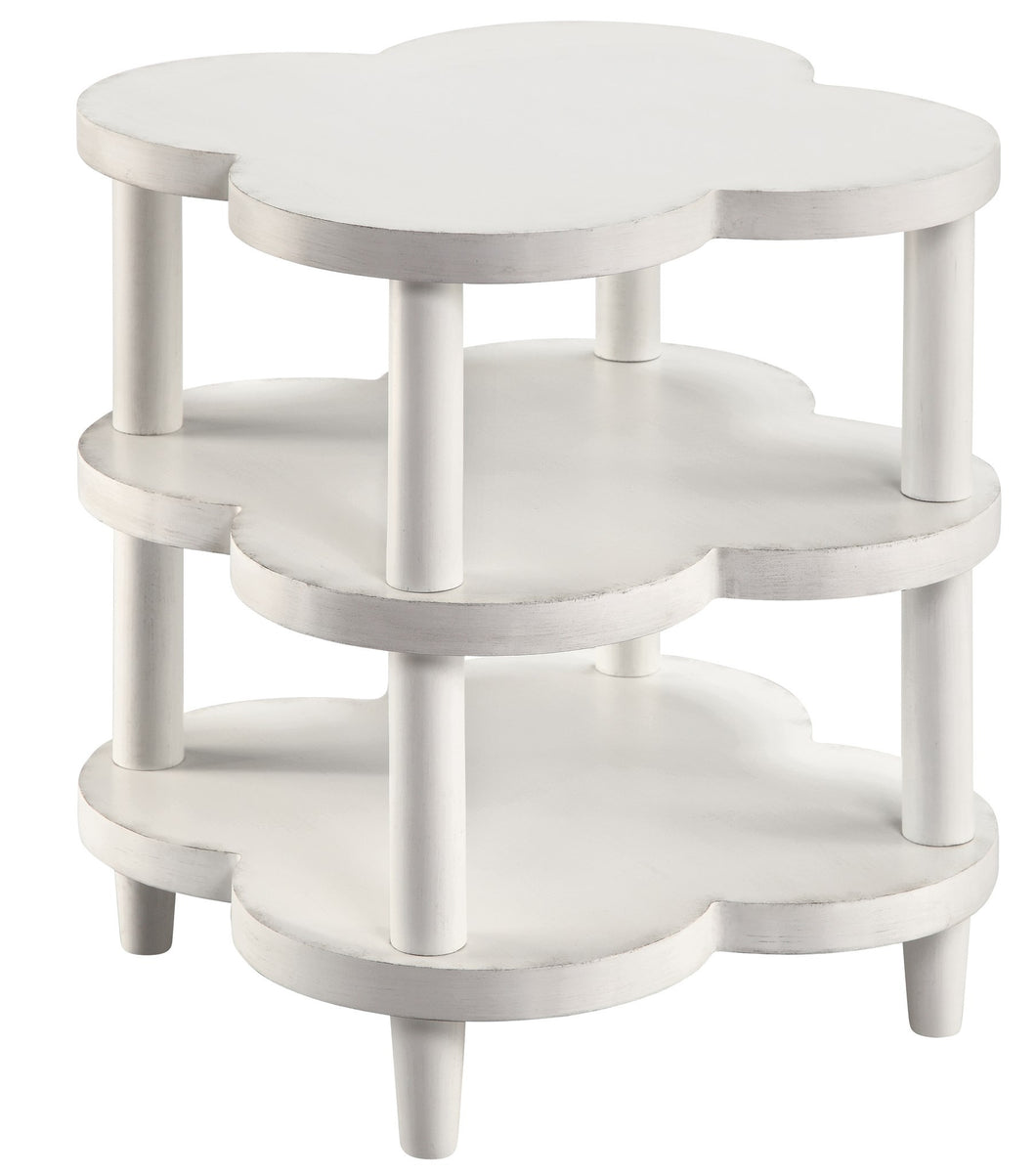 Quatrefoil Accent Table, Home Furnishings, Laura of Pembroke