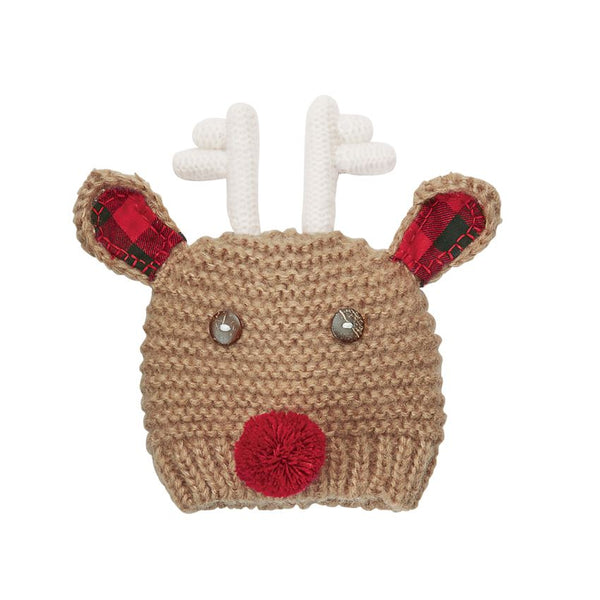 My First Reindeer Hat 18M