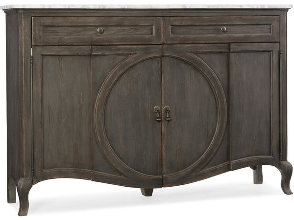 Arabella Four-Door Two-Drawer Credenza