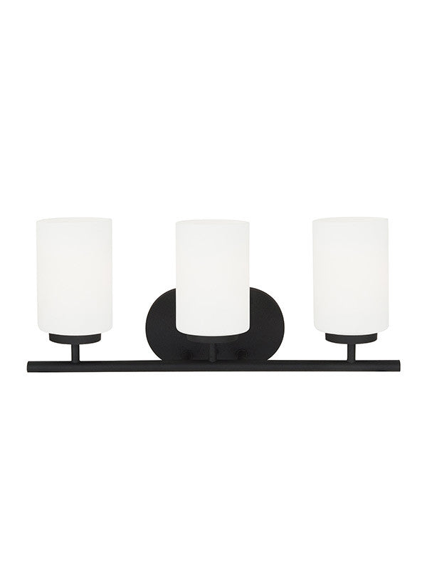 Sleek Blacksmith 3 Light Wall/Bath Light, Lighting, Laura of Pembroke
