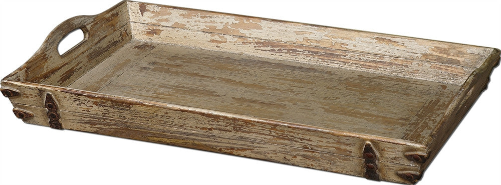 Distressed Tray, Home Accessories, Laura of Pembroke