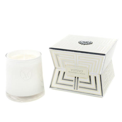 Soziety Wonderful White Candle