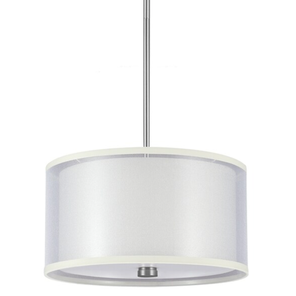 2-Light Pendant