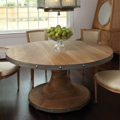 Round Dining Table, Home Furnishings, Laura of Pembroke