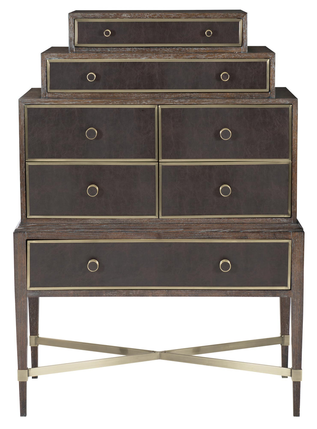 Walnut Stacked Chest, Home Furnishings, Laura of Pembroke