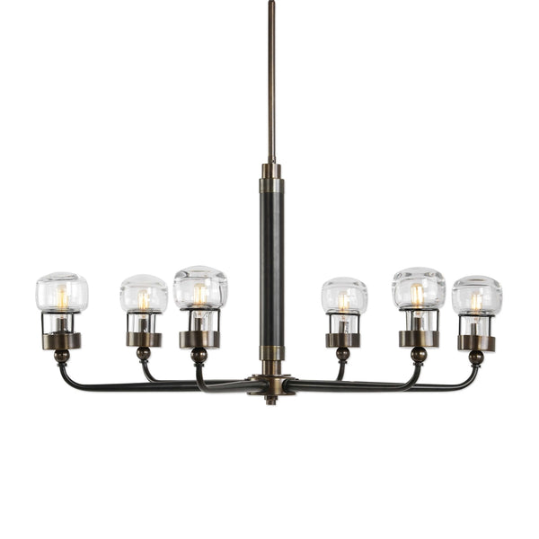 Graham 6 Light Chandelier