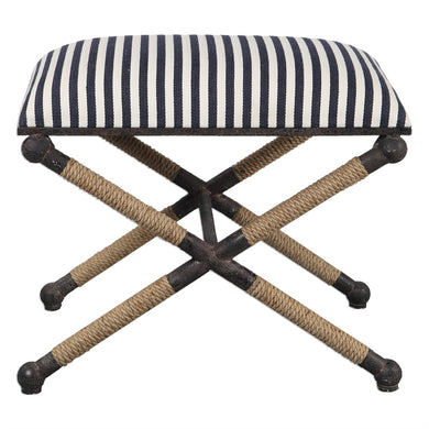 Nautical Bench, Home Furnishings, Laura of Pembroke