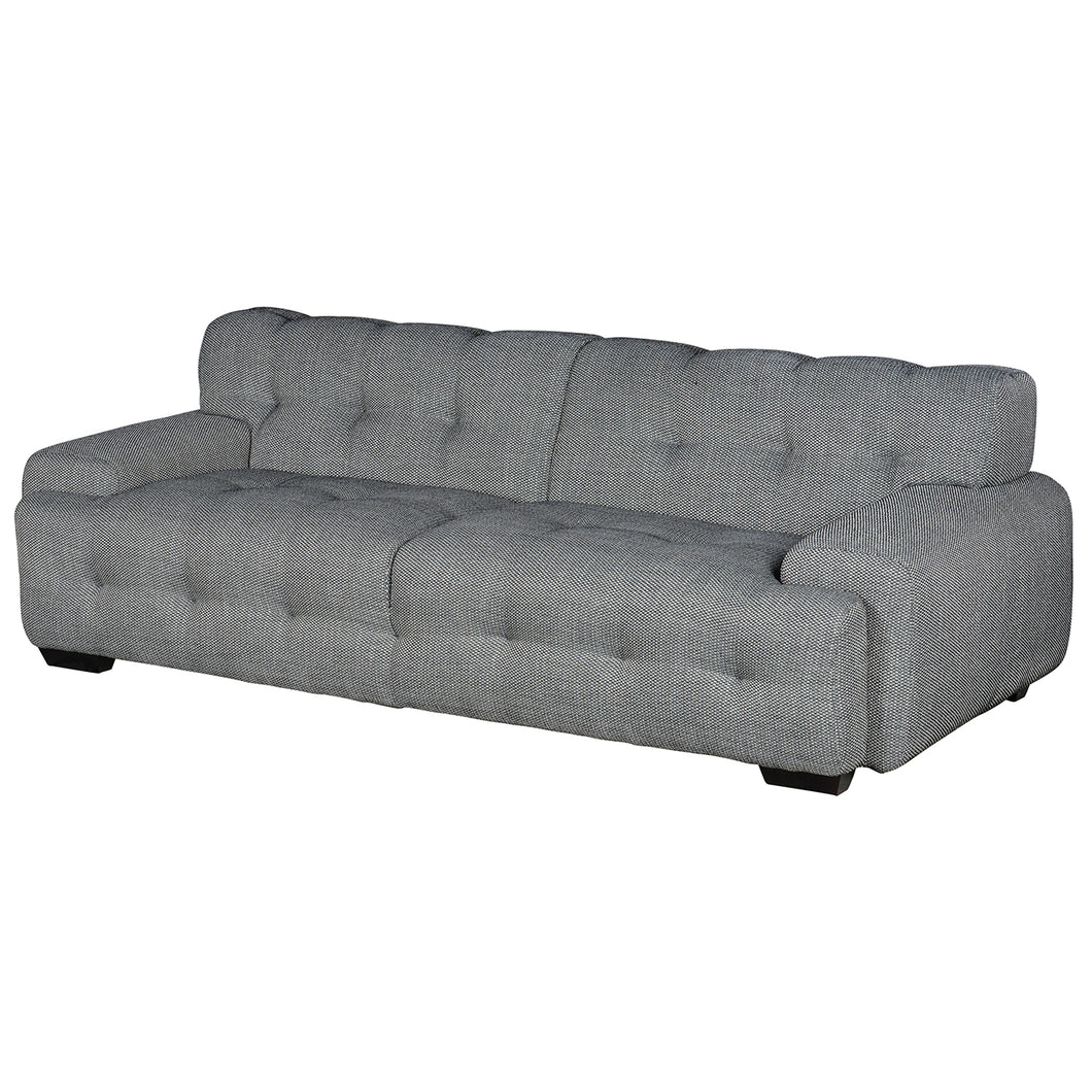Low Back Tufted Sofa, Home Furnishings, Laura of Pembroke