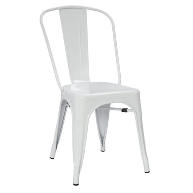 White Dining Chair, Home Furnishings, Laura of Pembroke