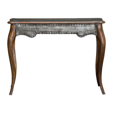 Industrial Console Table