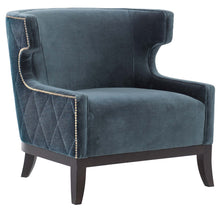 Quilted Club Chair, Home Furnishings, Laura of Pembroke