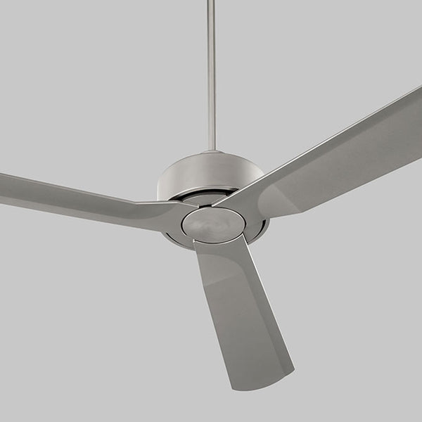 Solis Ceiling Fan - Satin Nickel