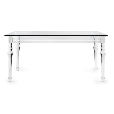 Acrylic Console Table, Home Furnishings, Laura of Pembroke
