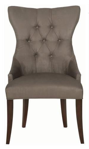 Tufted Chair, Home Furnishings, Laura of Pembroke