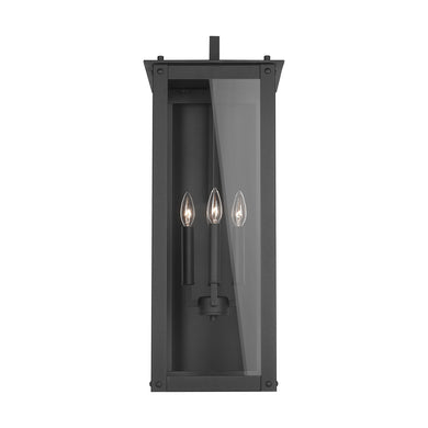 outdoor 4 light sconce