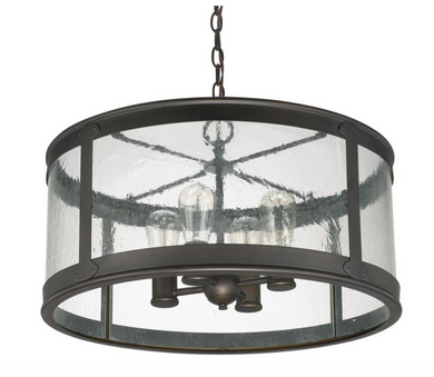 4-Light Outdoor Pendant