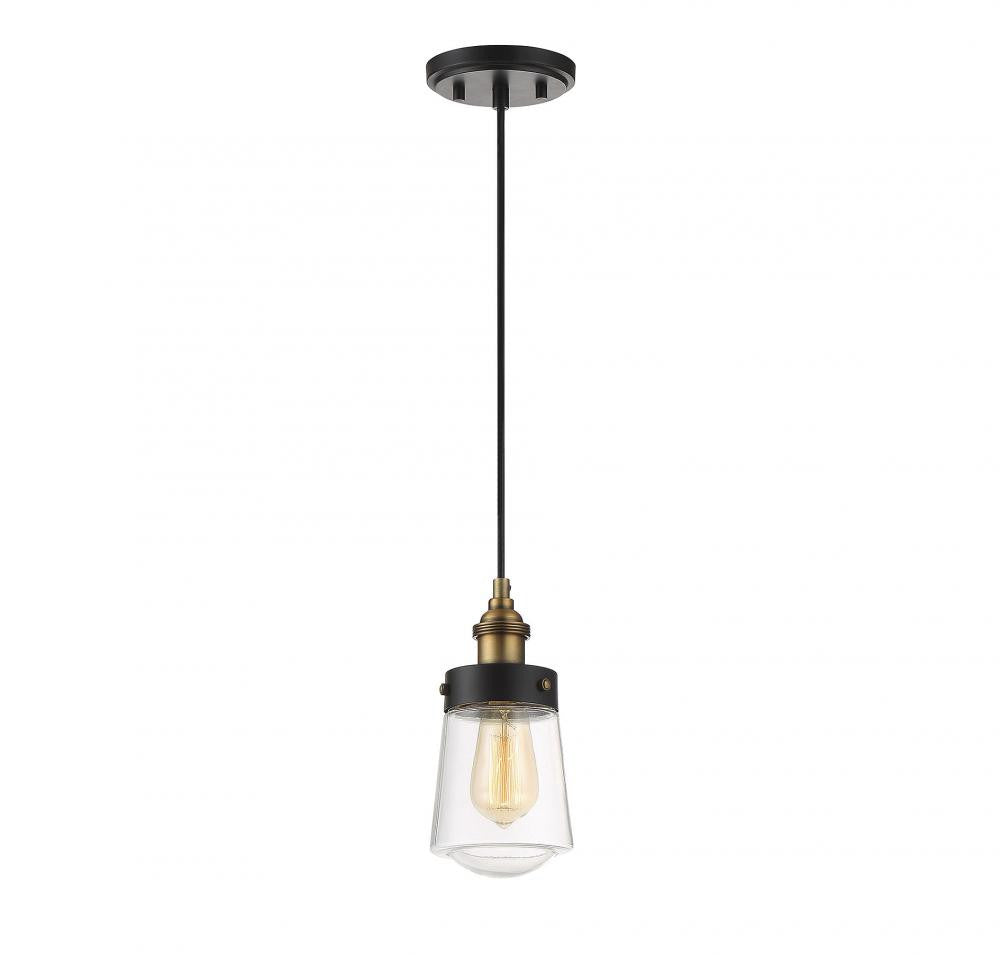 Exposed Bulb Mini Pendant, Lighting, Laura of Pembroke