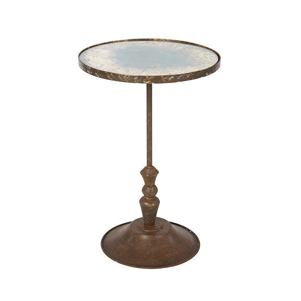 Rustic Accent Table, Home Furnishings, Laura of Pembroke