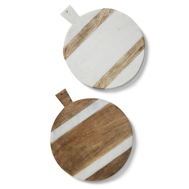 Marble And Wood Paddle Boards, Gifts, Mud Pie, Laura of Pembroke