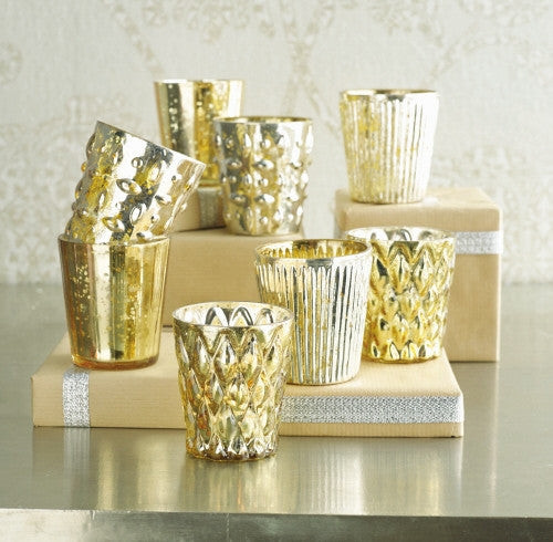 Gold Votives, Gifts, Laura of Pembroke