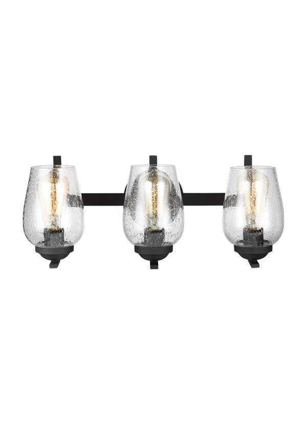 3 Light Wall/ Bath Sconce, Lighting, Laura of Pembroke