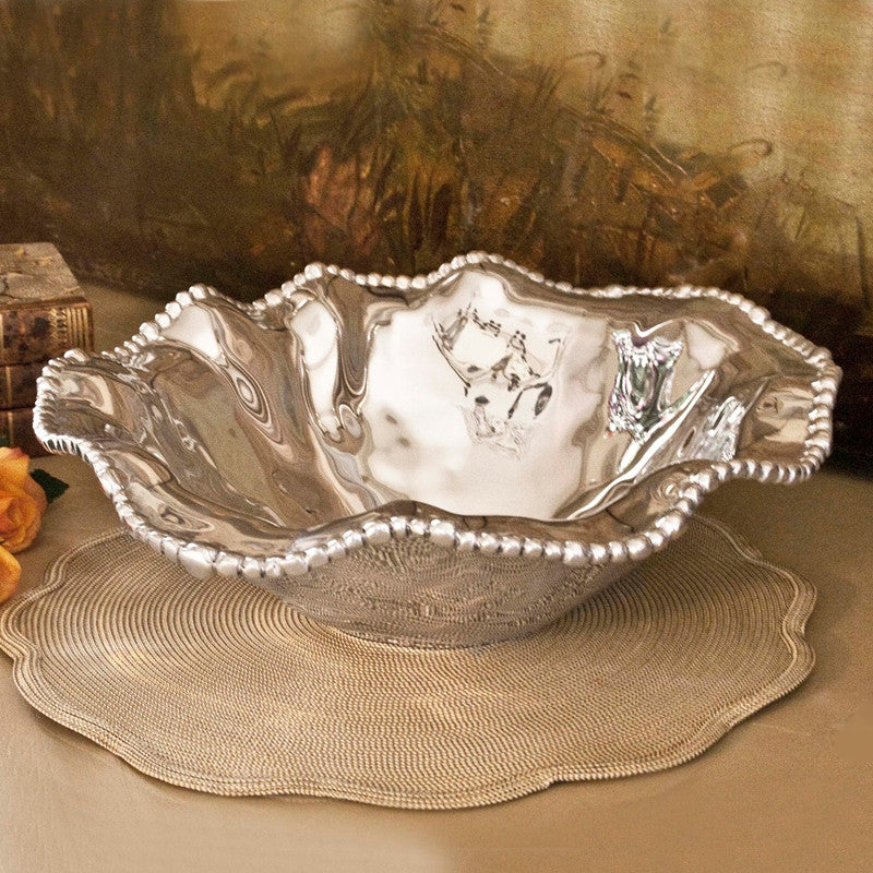 Large Organic Pearl Diana Bowl, Gifts, Beatriz Ball, Laura of Pembroke