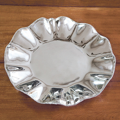Pearl Denisse Round Platter, Gifts, Beatriz Ball, Laura of Pembroke