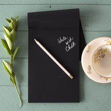 Chalkboard Notepad, Gifts, Kitchen Papers, Laura of Pembroke