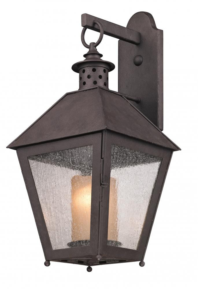 Centennial Rust Outdoor Wall Lantern