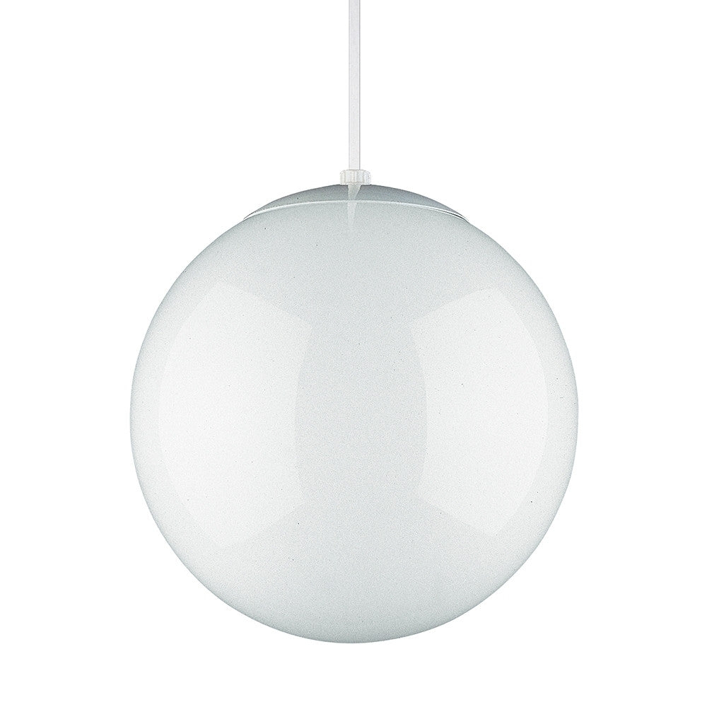 One Light Globe Pendant, Lighting, Laura of Pembroke