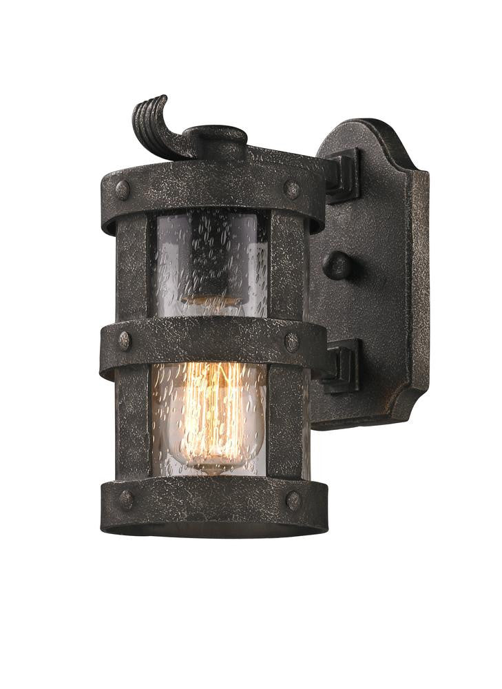 Bronze Outdoor Wall Lantern, Lighting, Laura of Pembroke