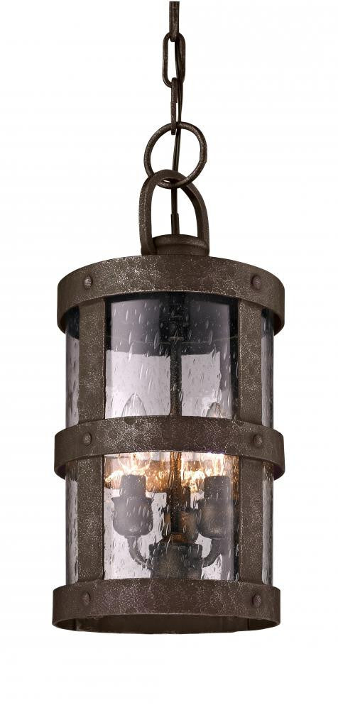 Bronze Outdoor 3 Light Pendant, Lighting, Laura of Pembroke