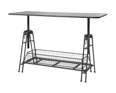 Adjustable Metal Work Table, Home Accessories, Laura of Pembroke