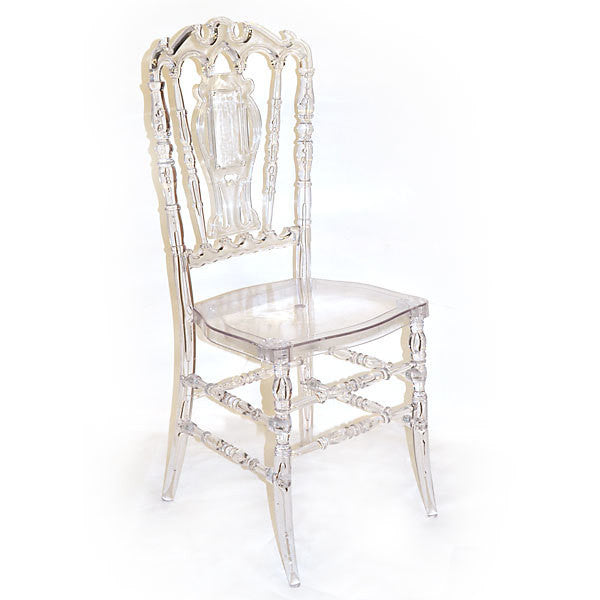 Acrylic Banquet Chair, Home Furnishings, Laura of Pembroke