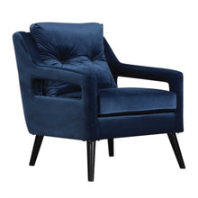 Navy Blue Armchair, Home Furnishings, Laura of Pembroke