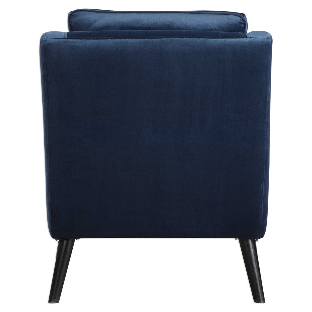 chairs chair velvet and depot home black armchair light blue ottoman navy the marine arm accent gray